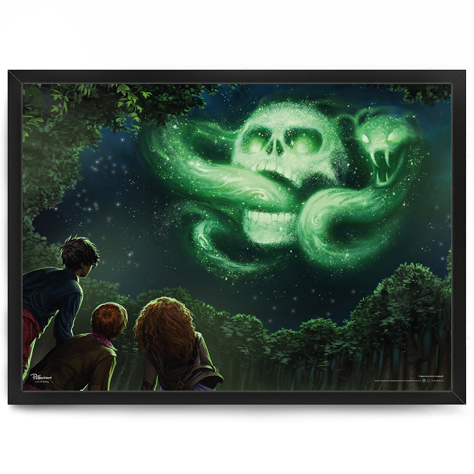 The Pottermore Art Collection