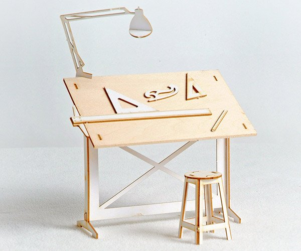 Mini Drafting Table Kit