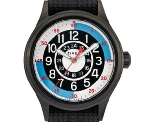 Todd Snyder x Timex Blackjack Watch