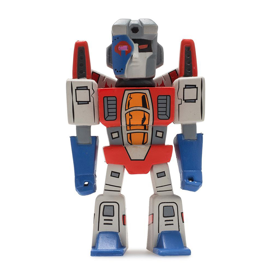 Transformers vs. G.I. Joe Mini Figures