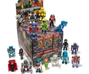 Transformers vs. G.I. Joe Mini Figures