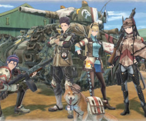 Valkyria Chronicles 4 (Trailer)