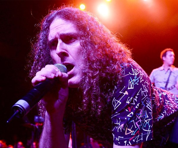 Weird Al Covers The Ramones