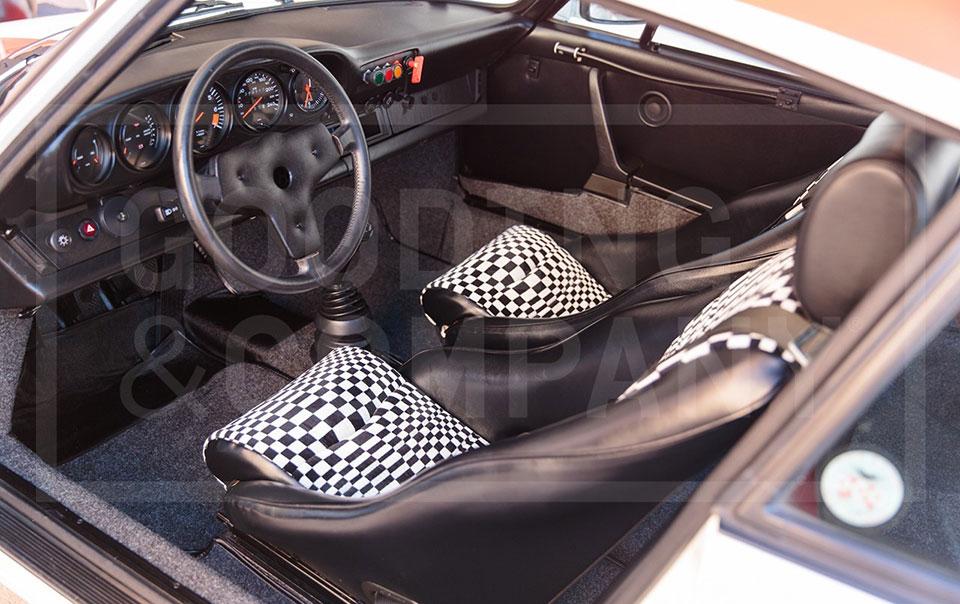 1984 Porsche 911 Safari