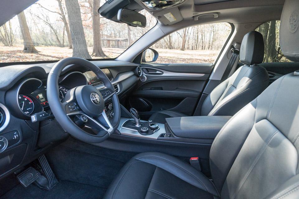 Driven: 2018 Alfa Romeo Stelvio