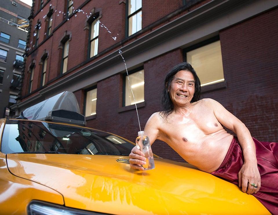 2018 NYC Taxi Drivers Calendar