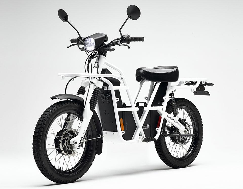 2018 Ubco 2×2 Utility Bike