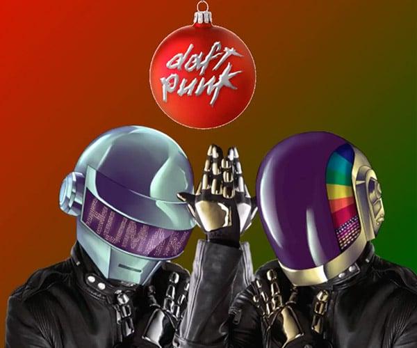 A Very Daft Punk Christmas
