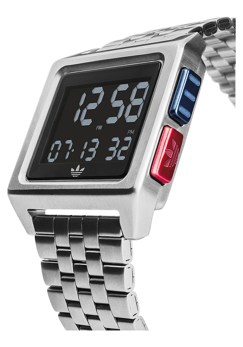 Adidas Archive M1 Digital Wristwatch Has An Understated