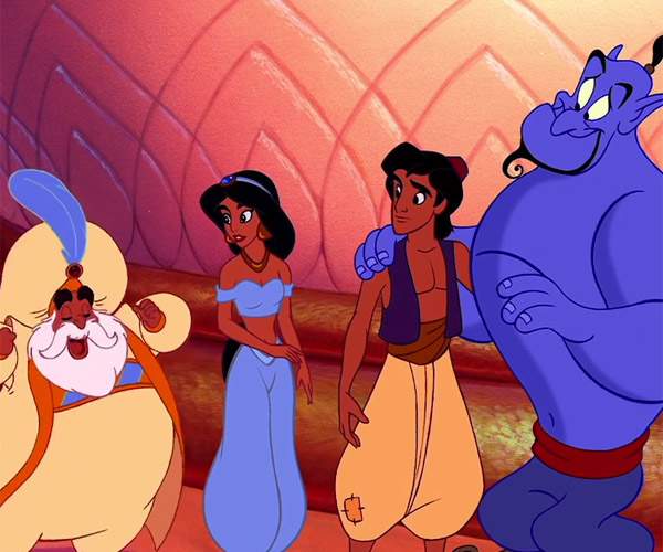 Aladdin: How Can We Be Free?
