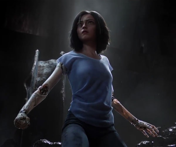 Alita: Battle Angel (Trailer)