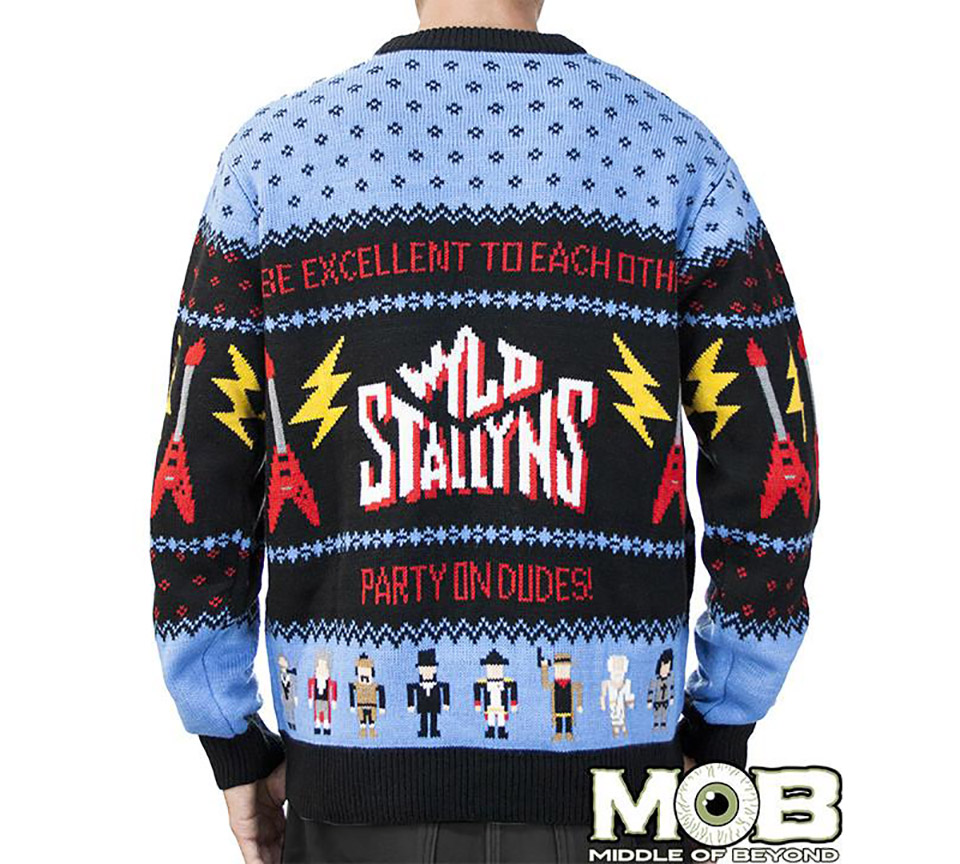 Bill and Ted's Excellent Sweater