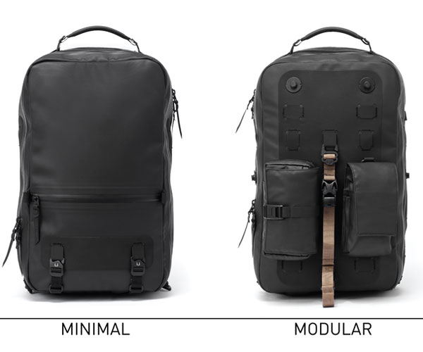 Black Ember Citadel Backpacks