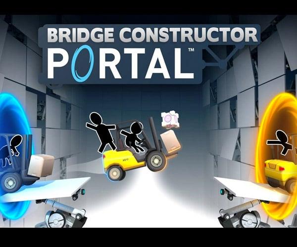 Bridge Constructor Portal (Teaser)