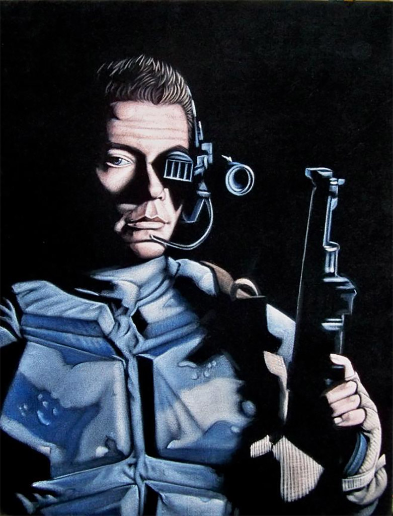 Bruce White: Black Velvet