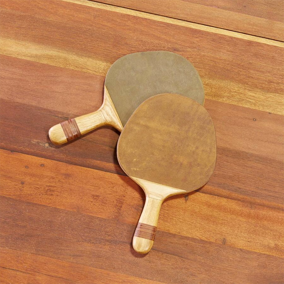 Classic Wood Ping Pong Table