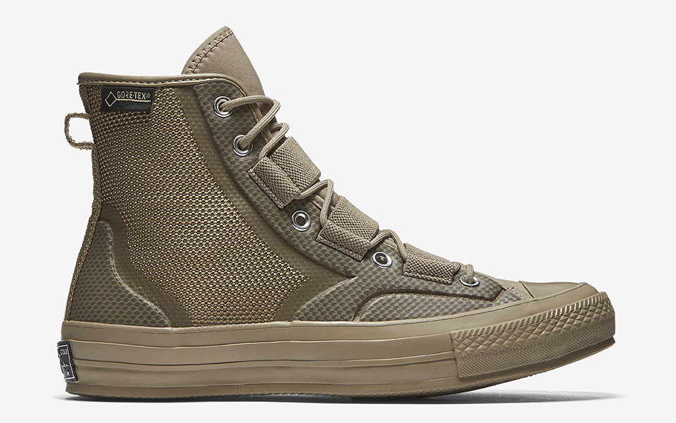 561902ba33e1 The Chuck Taylor Goes Tech Wear with the Weatherproof Urban Utility
