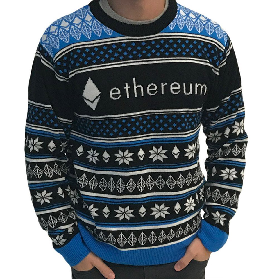 Cryptocurrency Ugly Sweaters