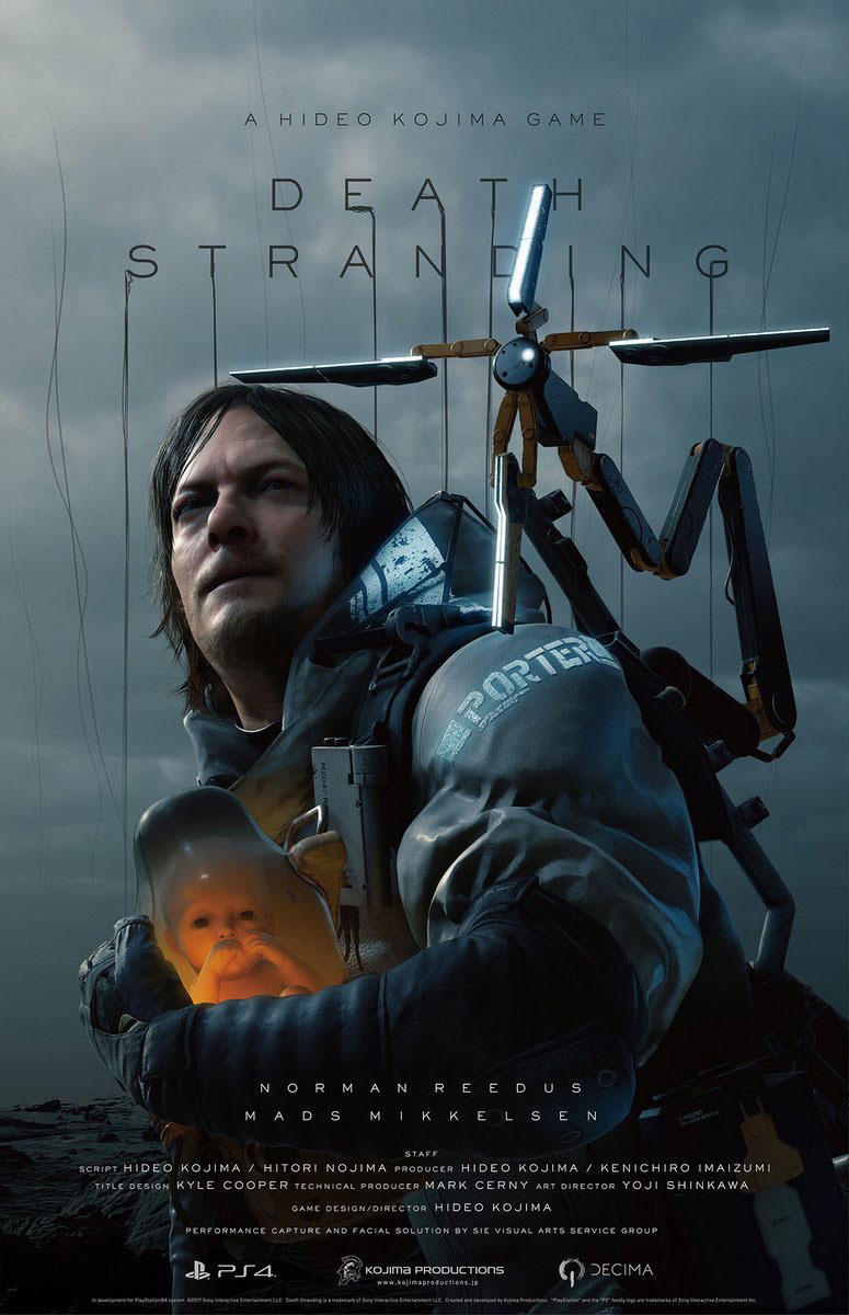 Death Stranding (Trailer)