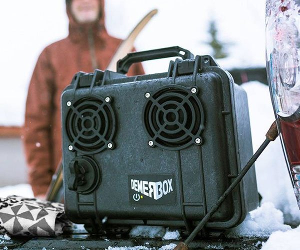 DemerBox Portable Speaker