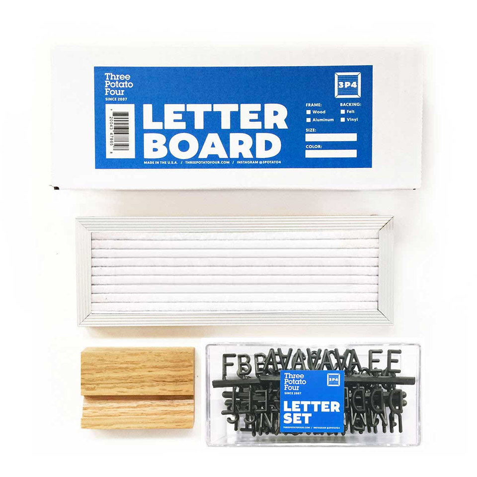 Desktop Sign Board