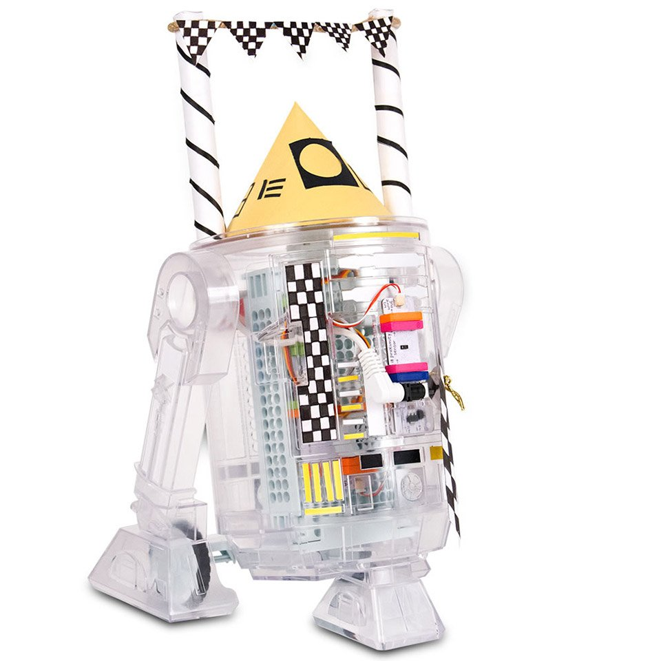 Build Your Own Droid