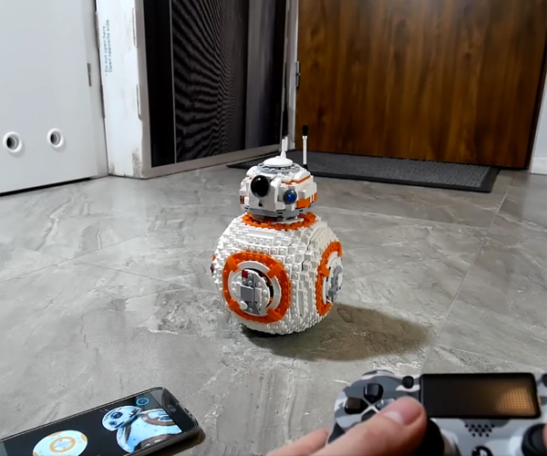 DIY RC LEGO BB-8