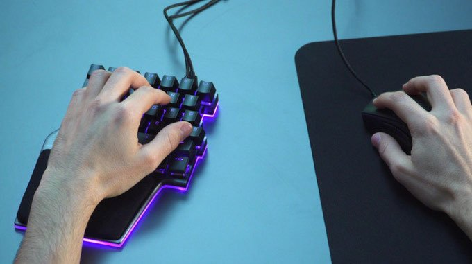 Dygma Raise Ergonomic Keyboard