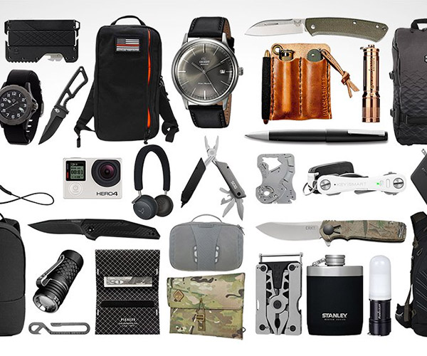 EDC Holiday Gift Guide