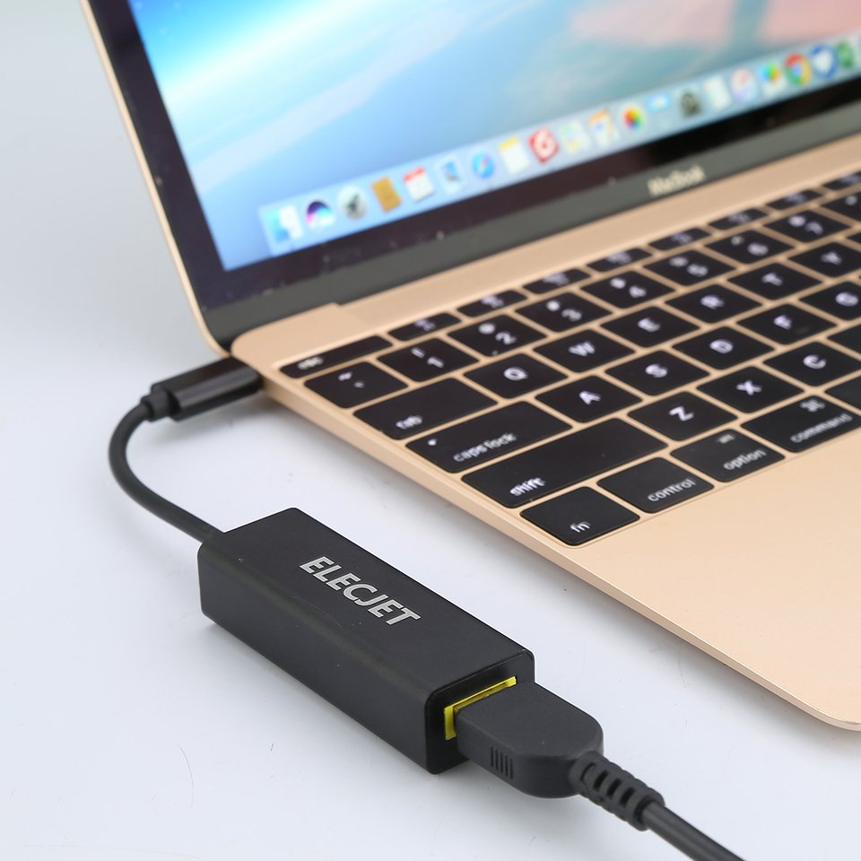 AnyWatt USB-C Charging Adapter