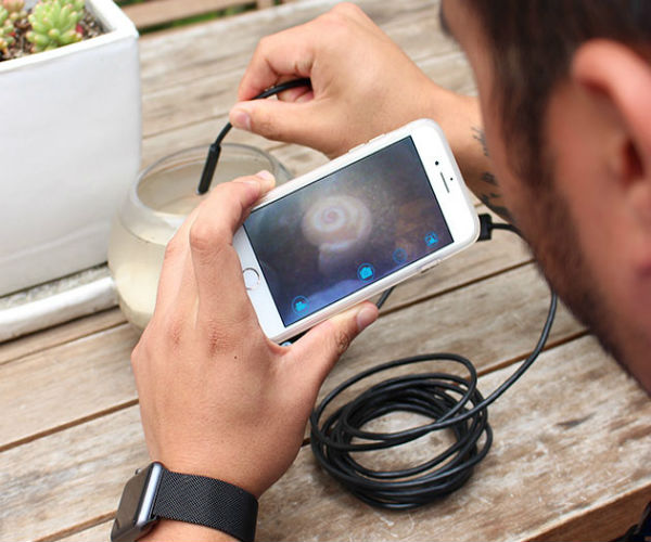 Deal: Wi-Fi Endoscopic Camera