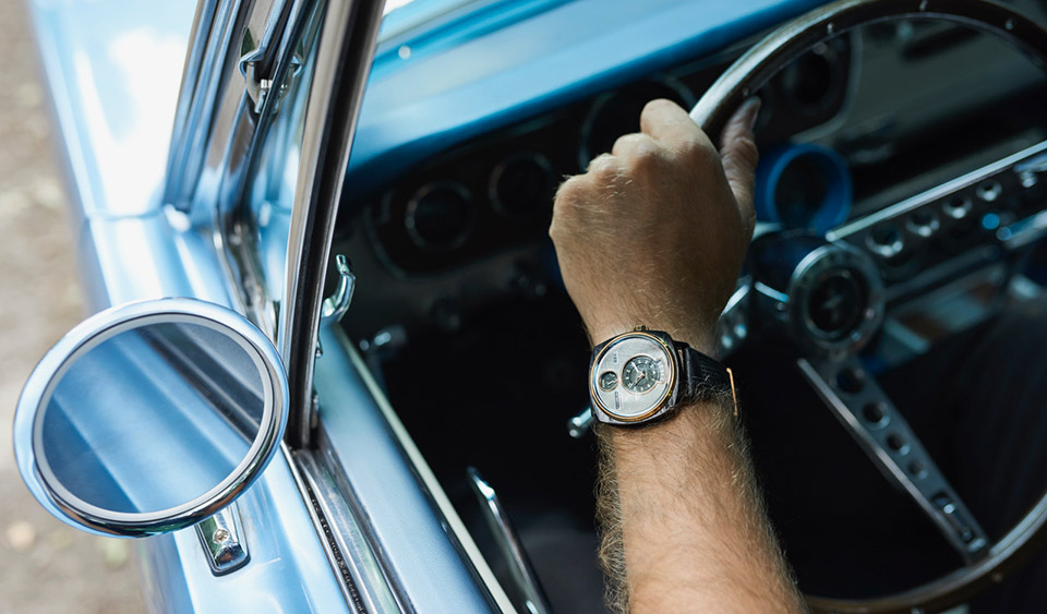 REC Ford Mustang Watches