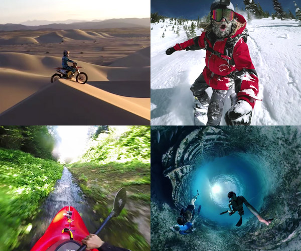 GoPro: 2017 in Review