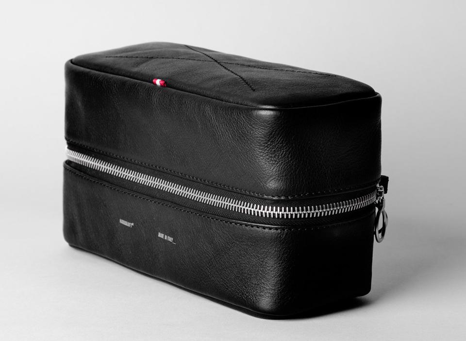 Hard Graft Full Disclosure Dopp Kit