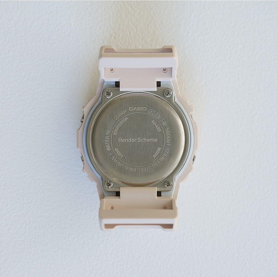 Hender Scheme x G-Shock Watch