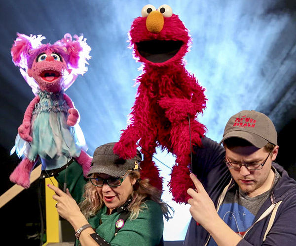 How Sesame Street's Muppets Work