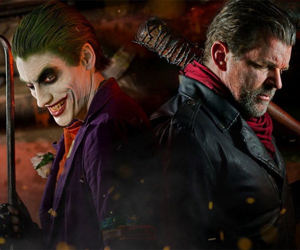 Joker vs. Negan