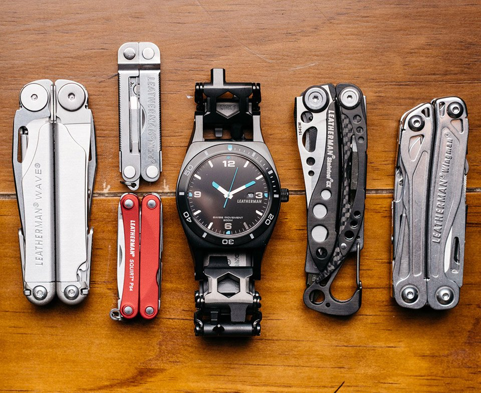 The Best Leatherman Tools