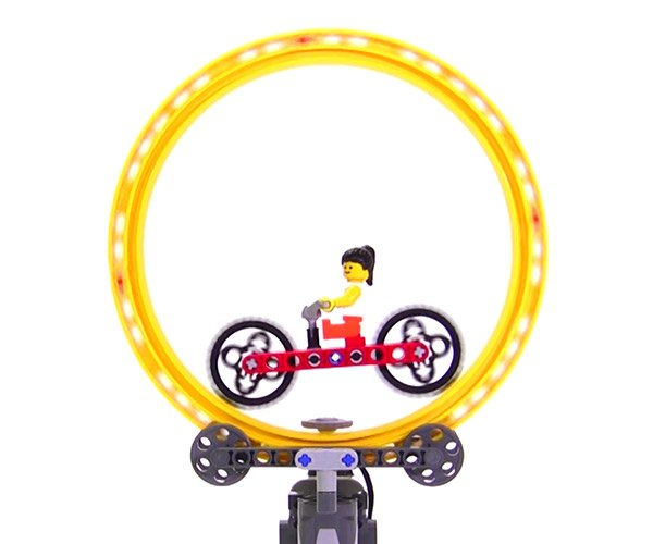 LEGO Cycling Wheel