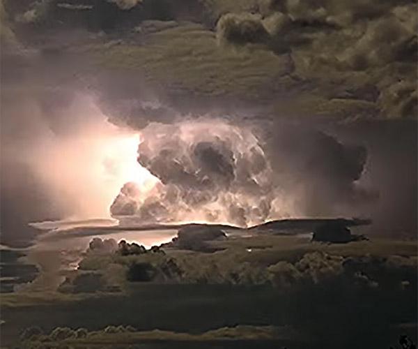 Lightning Storm Time-lapse