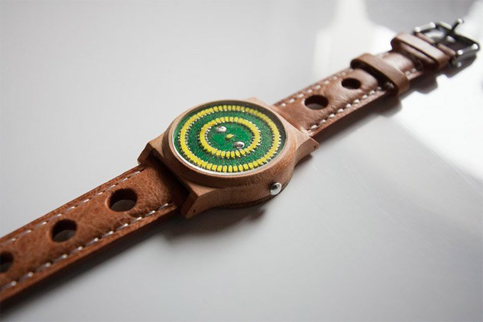 LiquidWatch DIY Wristwatch