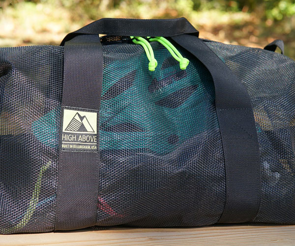 Lost Lake Mesh Duffel Bag