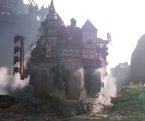 Mortal Engines (Teaser)