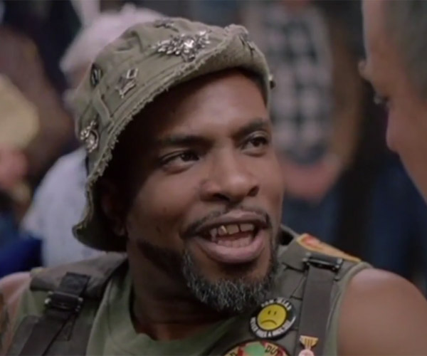 No Small Parts: Keith David