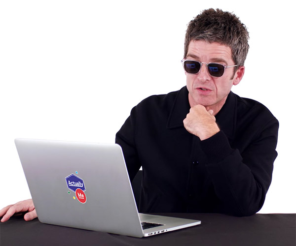 Noel Gallagher: Actually Me