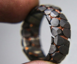 Making a Superconductor Ring
