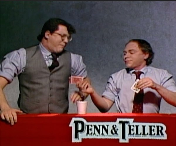 Penn and Teller's Best Trick