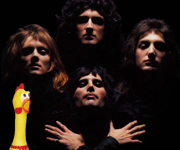 Rubber Chicken Rhapsody
