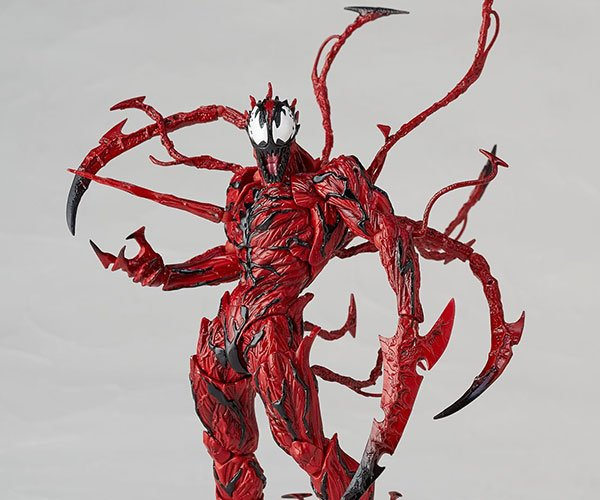 Revoltech Carnage Action Figure