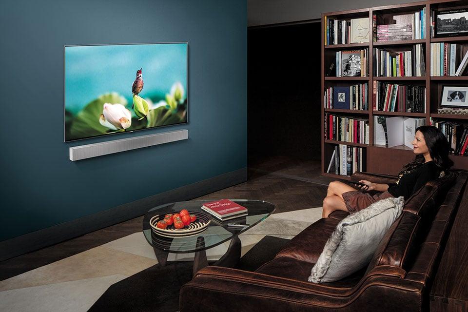 Samsung NW700 Soundbar Sound+
